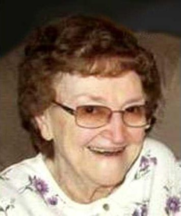 Margaret Halvorson Obit Photo