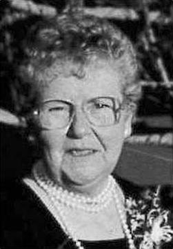 Obit - Mary Hudson