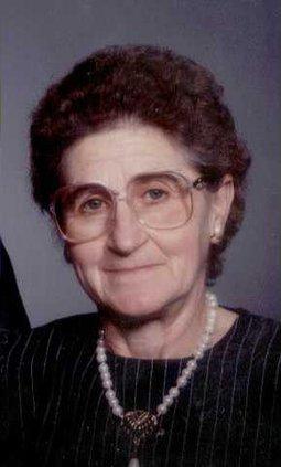 Obit Doris Keene