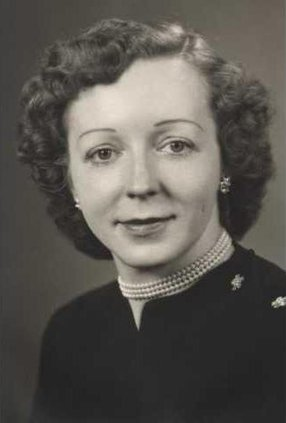Obit Dorothy Burgess
