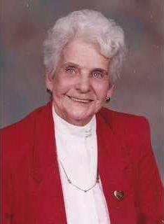 Obit Evelyn Stenner