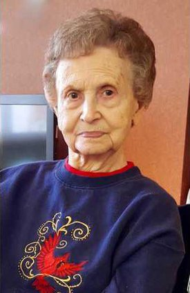 Obit Leona Stepanek