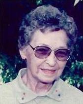 Obit Mildred G. Vine