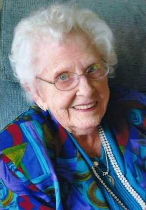 Obit Evelyn Rundle