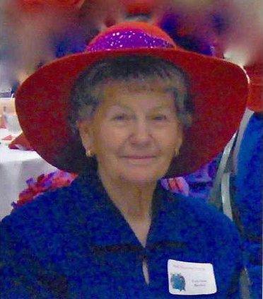 Obit Lorraine Becker