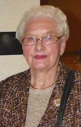 Obit Eleanor Bauman