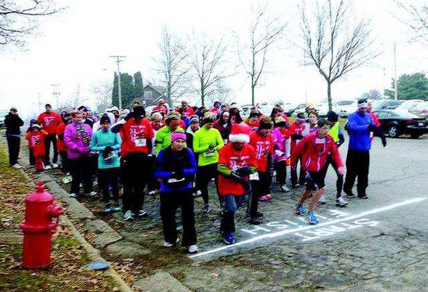 Jingle Bell runwalk