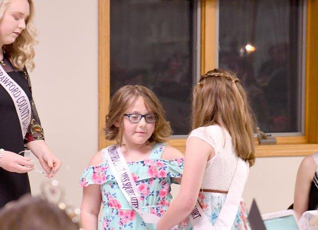 Little Miss Squirt Attendant Brecklyn Schlee
