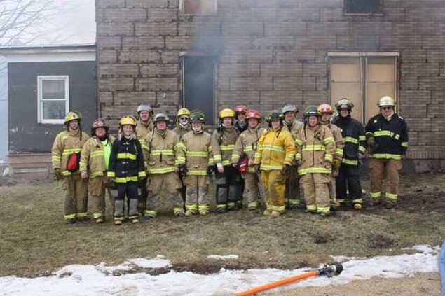 Blockhouse Road Live Fire Training 134