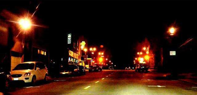 night main st