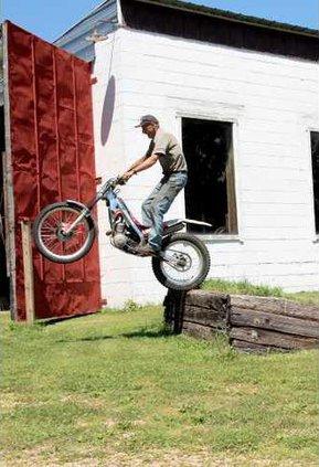 Homer Weber dirt bike 80 cropped