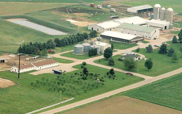 12B farm aerial now