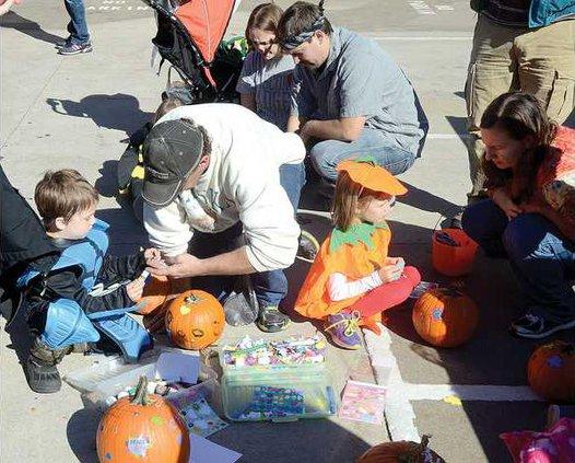 1B pumpkins