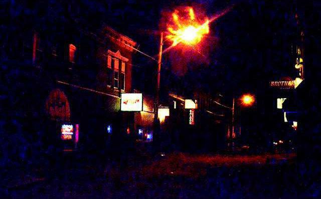 night 2nd street