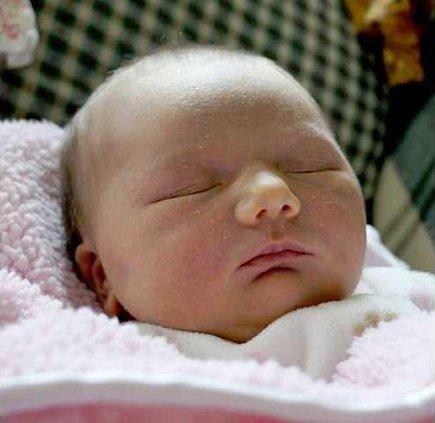 Elsie Edgette baby web