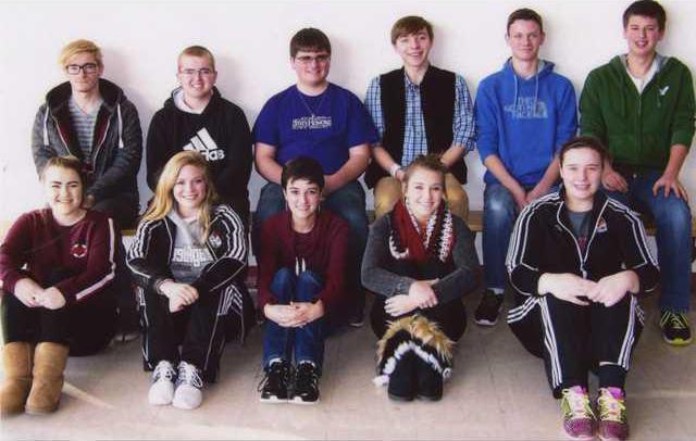 RCHS Honors Choir