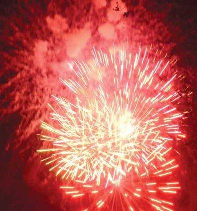4th fireworks