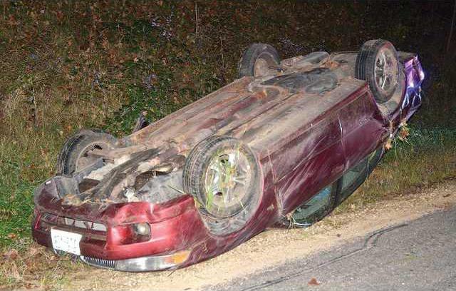 County O crash