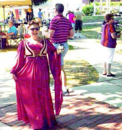 Fest of Arts costumes