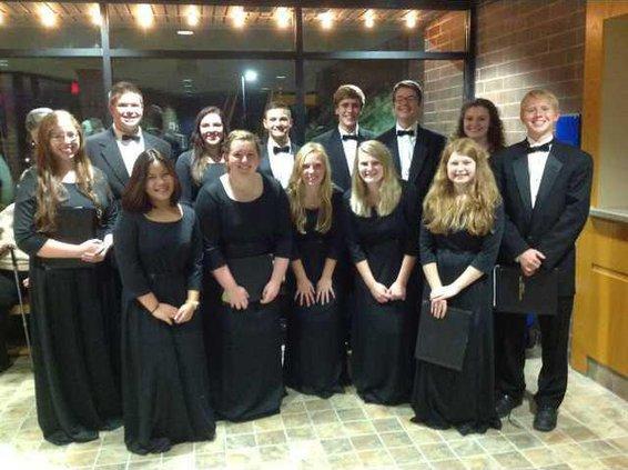 PHS UWP choral festival
