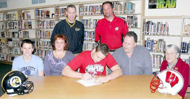 Denlinger signing