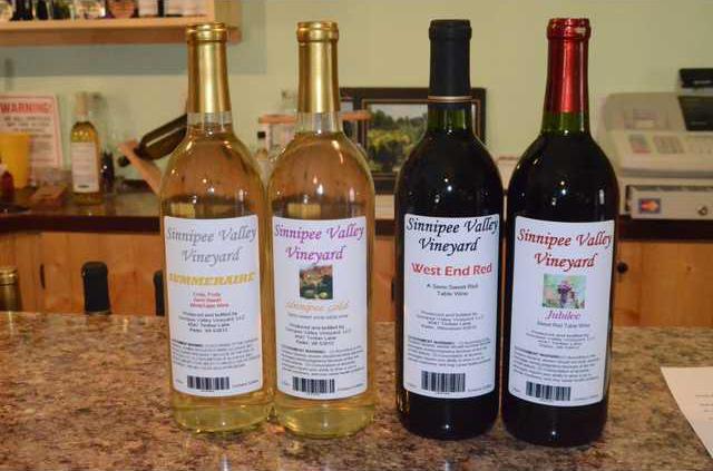 Sinnipee bottles color