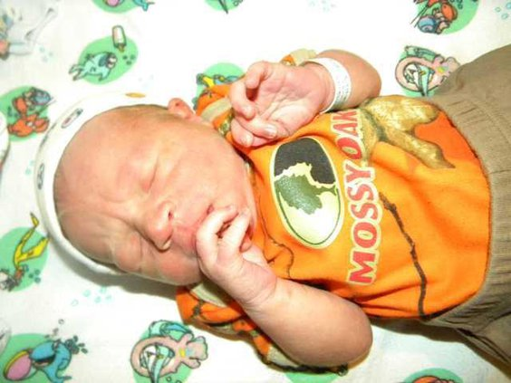 12-3 newborn Edgerly