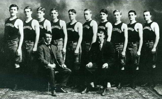 1907-08 Team Photo