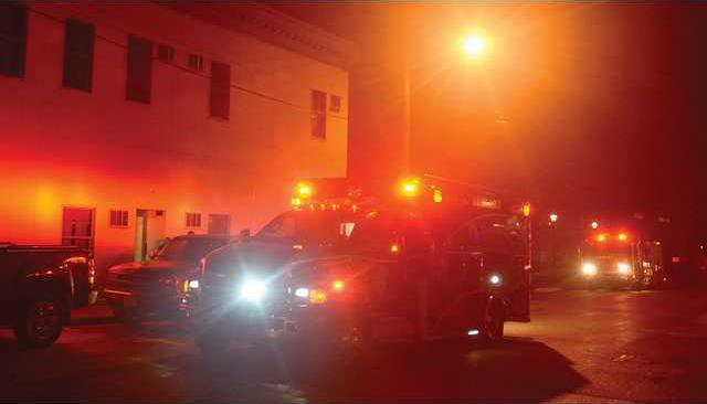 1 Oak Street incident 2