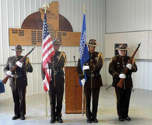 1 honor guard