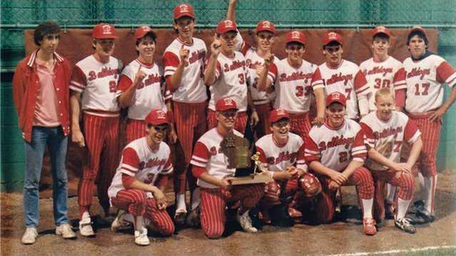 Championship team photo