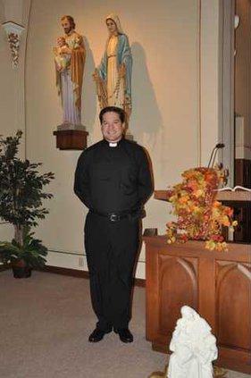 Father Miguel Galvez