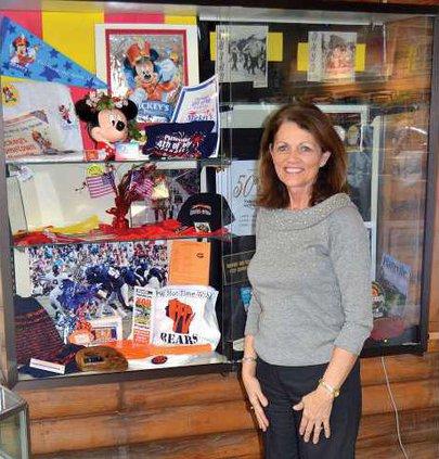 Kathy Kopp at chamber