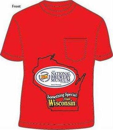 T-Shirt w Pocket