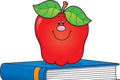 teachers apples