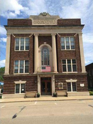 6-25 Masonic Temple