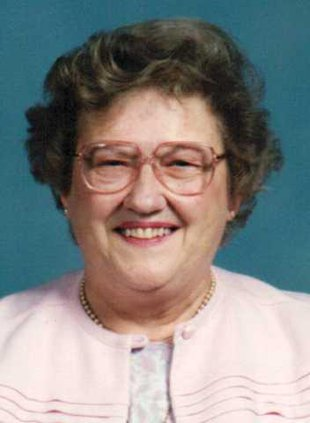 Obit Doris Baumann
