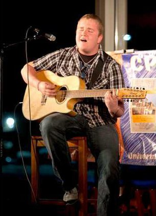 RJ Fisher Pioneer Idol