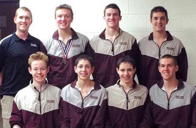 pla swimmers