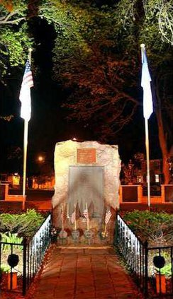 1 war memorial
