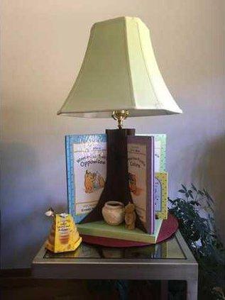 6-8 lamp Kathie Hulsizer