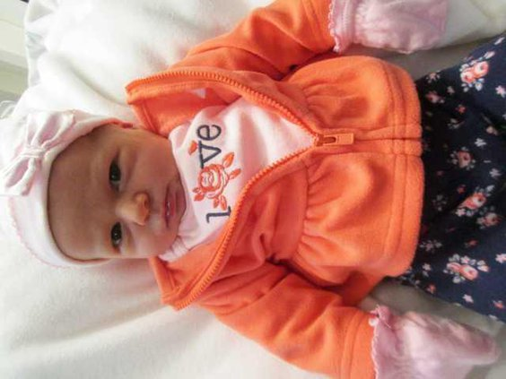 Anna Rogers baby