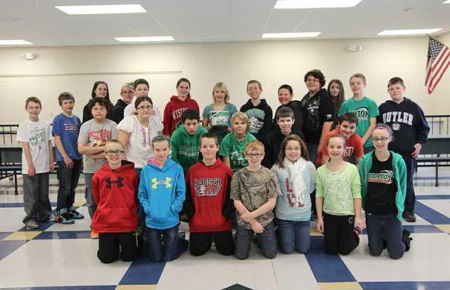 Benton MS donations