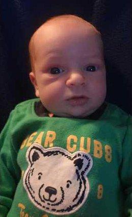 Charles Gregory Engelke baby web