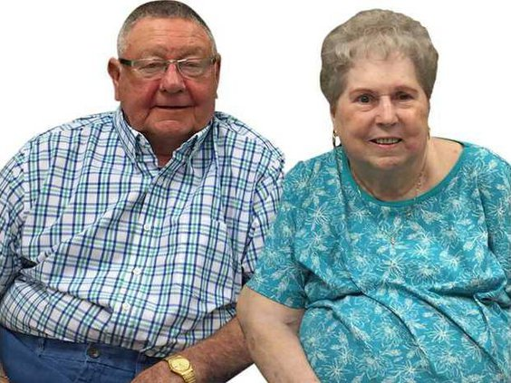 Dale and Sharon Dobson Anniv web