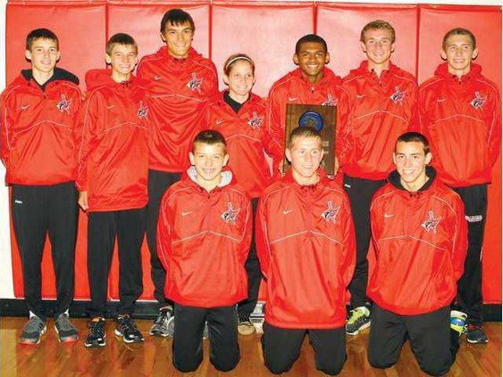 Darl XC state qualifiers color