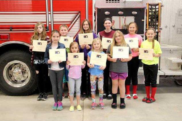Fire Prevention Poster Awards 2016