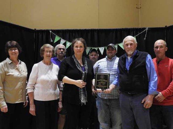 Friend of 4-H Award - Fair Board