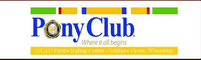 GLAD pony club