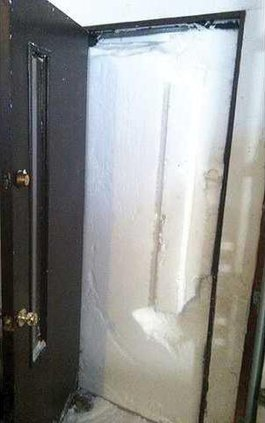Herber front door